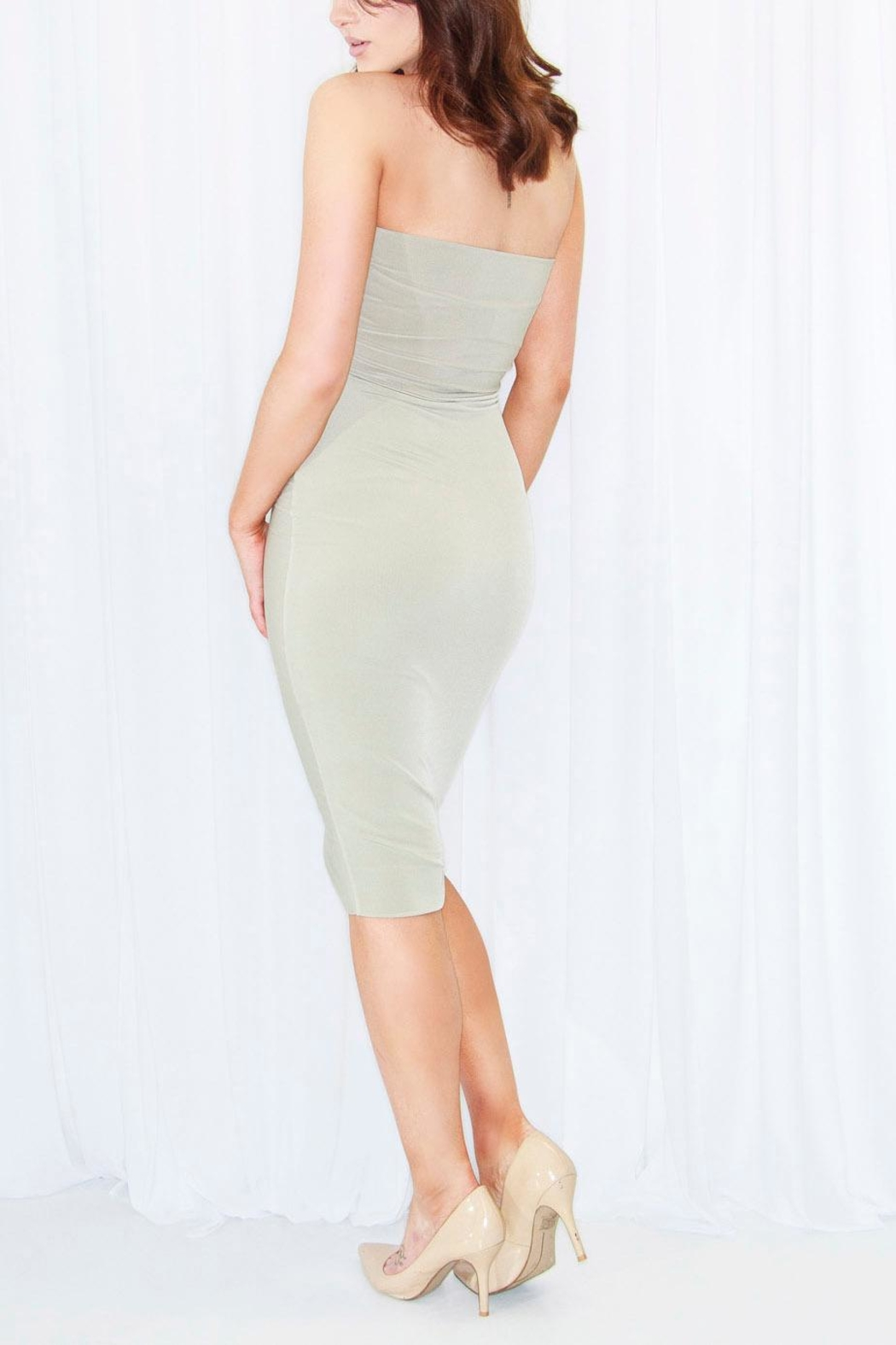 DBL Mimi Tube Dress - Side Cropped Image