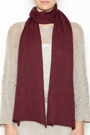 DC KNITS Cashmere Scarf - Back cropped