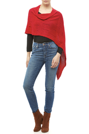 DC KNITS Bamboo Chameleon Wrap - Front cropped