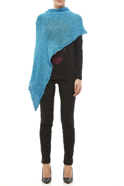 DC KNITS Cotton Chameleon Wrap - Front cropped