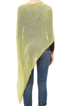 DC KNITS Pistachio Chameleon Wrap - Alternate List Image
