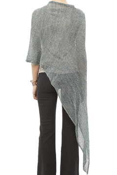 DC KNITS Variegated Chameleon Wrap - Alternate List Image