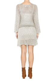 DC KNITS Champagne Sheen Dress - Side cropped