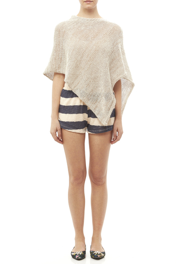 DC KNITS Mohair Blends Poncho from New Mexico  — Shoptiques