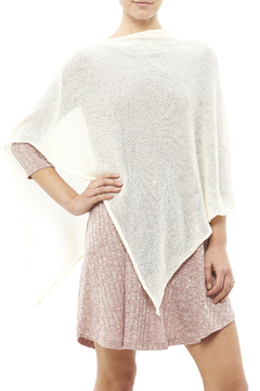 DC KNITS Rayon Sheen Poncho - Product List Image