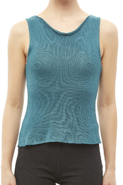 DC KNITS Sleeveless Bamboo Top - Side cropped