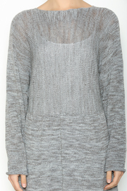 DC KNITS Grey Sweater Dress - Other