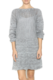 DC KNITS Grey Sweater Dress - Product Mini Image