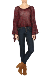 DC KNITS Metallic Sweater - Front full body