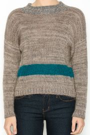 DC KNITS Tan Mohair Sweater - Other