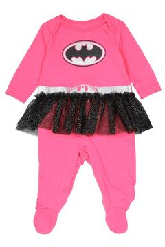 Shoptiques Product: Newborn Batgirl Sleeper