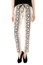 Acrobat Snake Print Pants - Front cropped