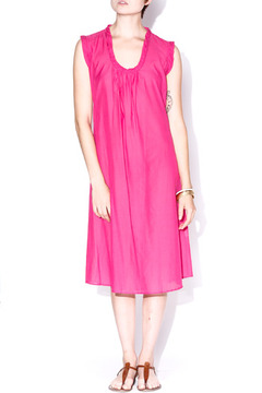matta Pink Puja Dress - Product List Image