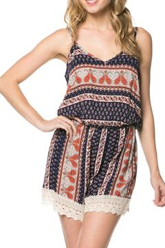 Mitto Paisley Romper - Product List Image