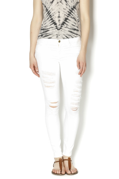 frame White Distressed Jean - Product List Image