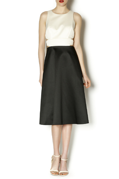 Cynthia Rowley Bonded Satin Dress - Product List Image