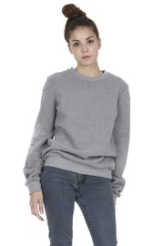 Shoptiques Product: Molleton Sweatshirt - Front cropped