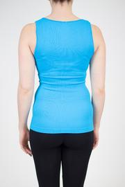 Shoptiques Product: Seamless Ribbed Tank - Side cropped