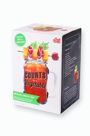 DCI Product Bloody Mary Masonjar - Front full body