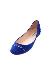 Shoptiques Product: Studded Suede Flats