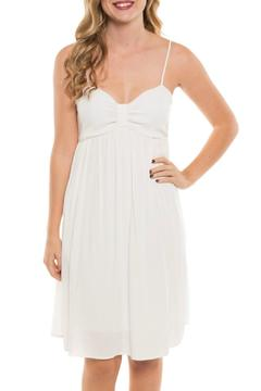 Coveted Clothing Bow Front Dress - Product List Image