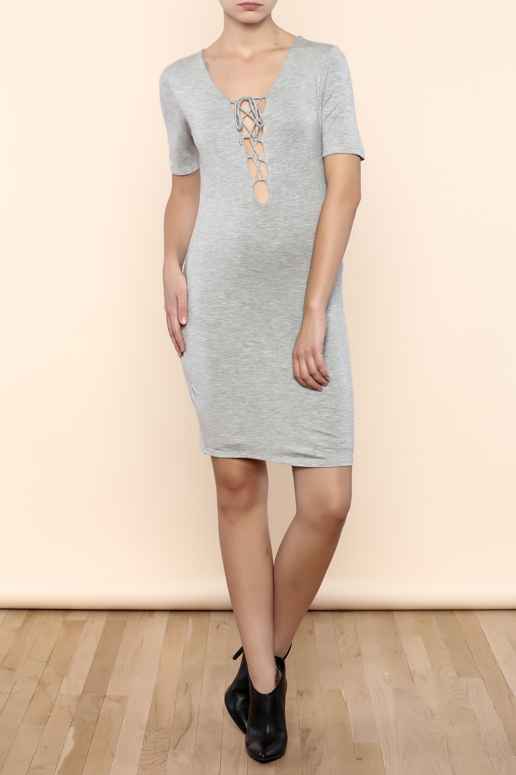 De Lacy DeLacy Carley Dress - Front Full Image