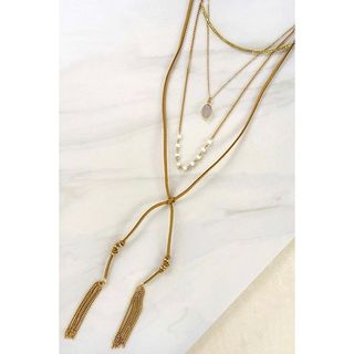 Shoptiques Desiree Layered Necklace
