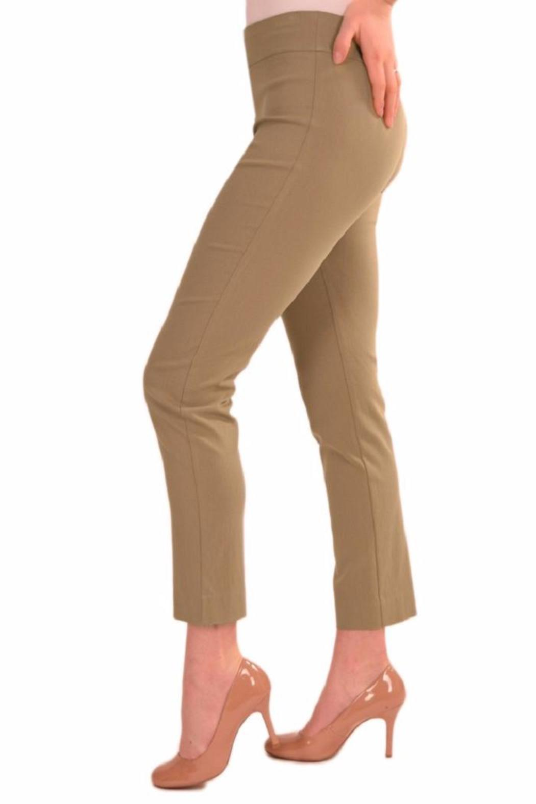 Krazy Larry Solid Pull-On Pant - Front Full Image