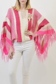 De Mil Amores Buenos Aires Poncho Marseille - Front cropped