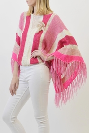 De Mil Amores Buenos Aires Poncho Marseille - Side cropped