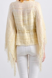 De Mil Amores Buenos Aires Reina Maxima Poncho - Side cropped