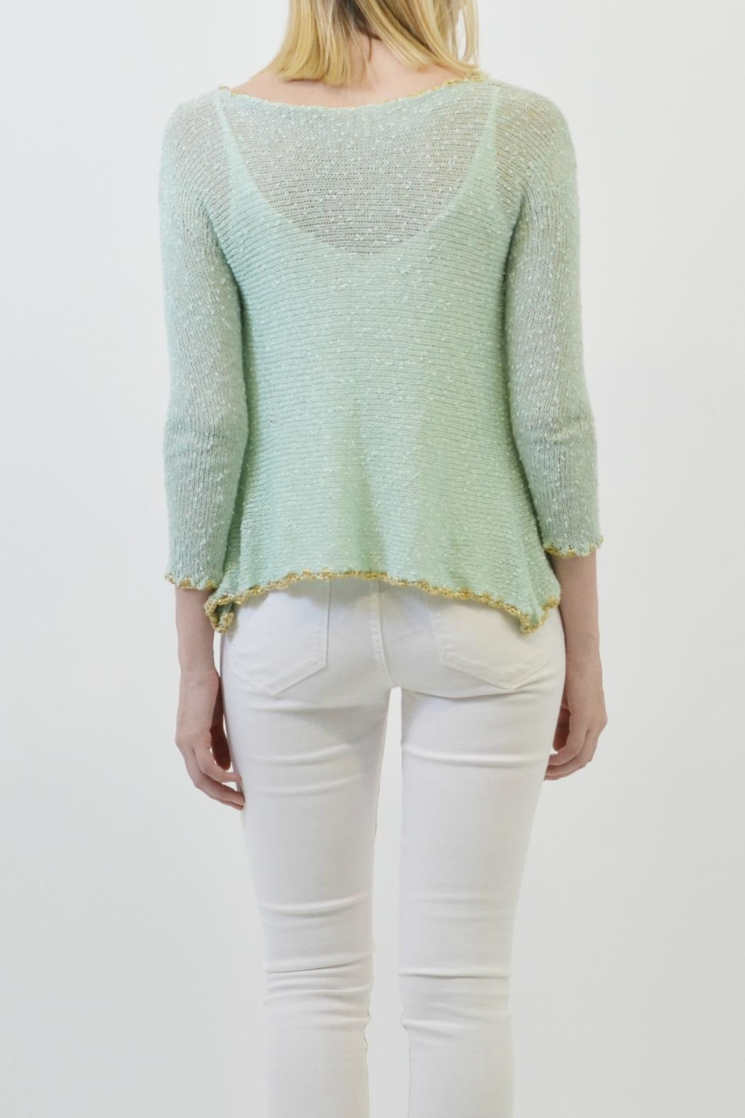 De Mil Amores Buenos Aires Saco Cardigan - Side Cropped Image