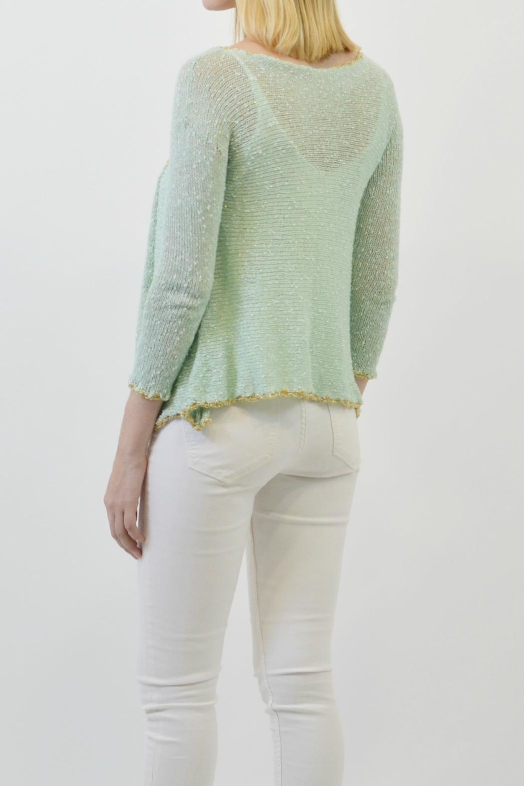 De Mil Amores Buenos Aires Saco Cardigan - Front Full Image