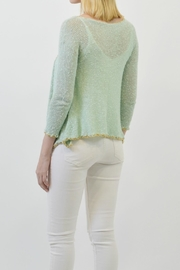 De Mil Amores Buenos Aires Saco Cardigan - Front full body