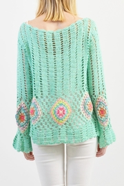 De Mil Amores Buenos Aires Antoinette Sweater - Side cropped