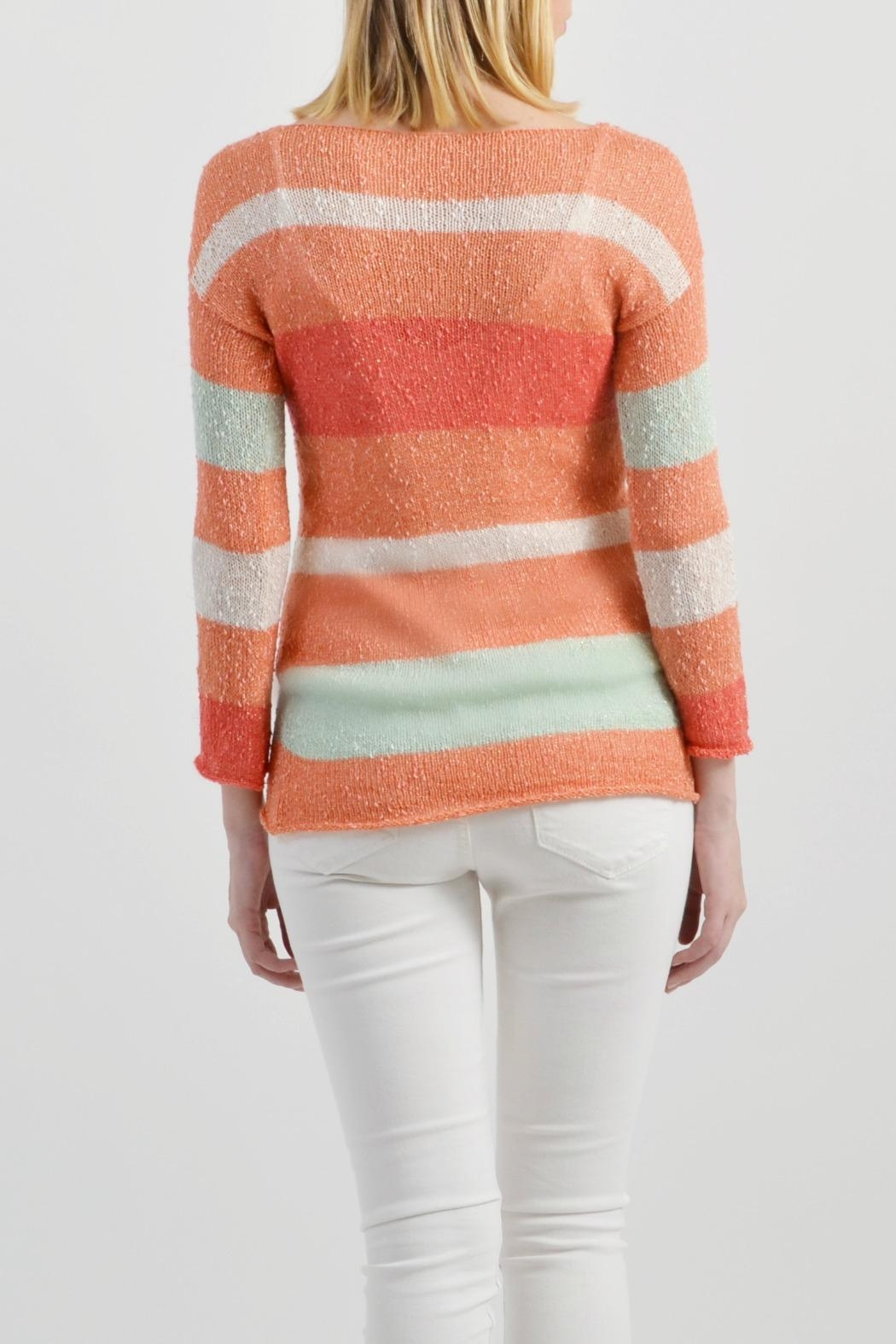 De Mil Amores Buenos Aires Soleil Sweater - Front Full Image