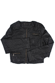 Shoptiques Product: All Over Quilted Jacket