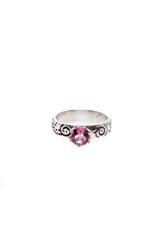 Dean Young Designs Floral Design Ring - Product List Image