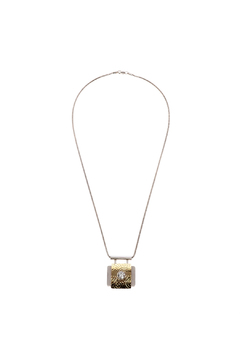 Dean Young Designs Silver Gold Pendant - Product List Image