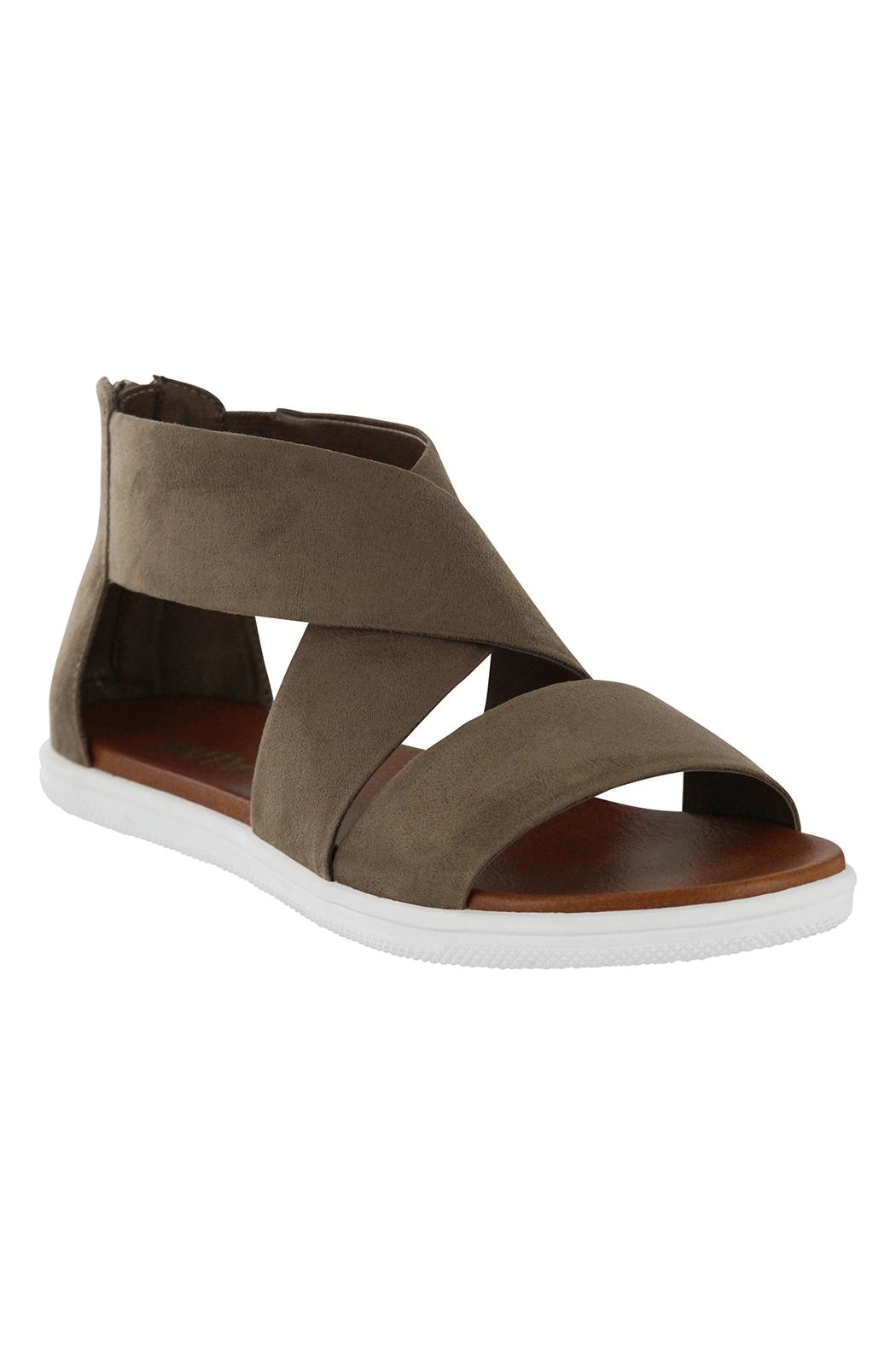 MIA Shoes Deana Sandal - Front Cropped Image