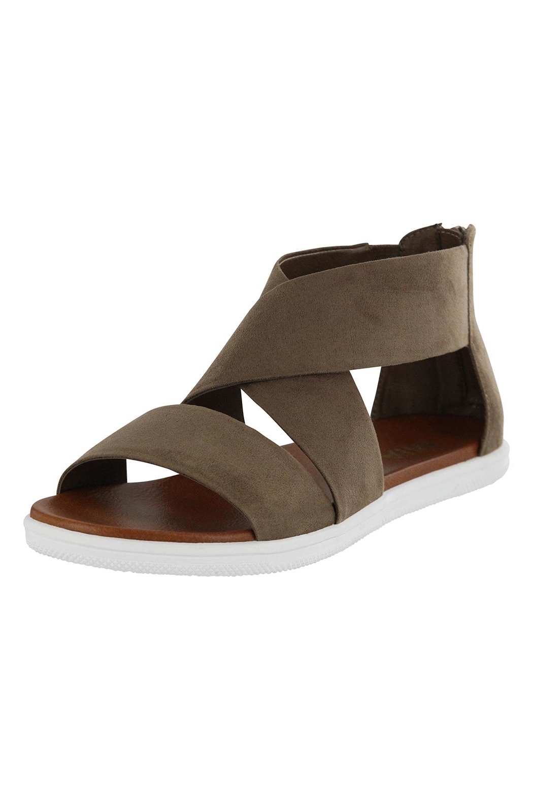 MIA Shoes Deana Sandal - Front Full Image