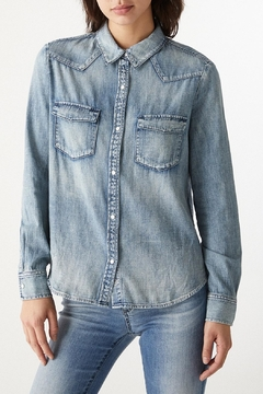 Shoptiques Product: Deanna Denim Shirt