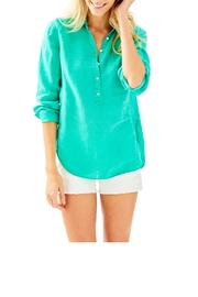 Lilly Pulitzer Deanna Popover - Product Mini Image