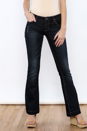 Dear John Backstage Flare Jeans - Product Mini Image