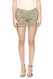 Dear John Denim Burly Wood Hampton Shorts - Side cropped