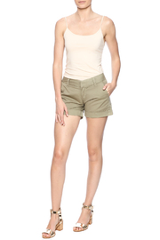 Dear John Denim Burly Wood Hampton Shorts - Front full body