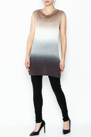 Dear John Dip Dyed Tunic - Side cropped
