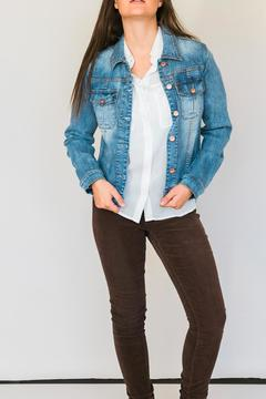 Shoptiques Product: Alissa Denim Jacket