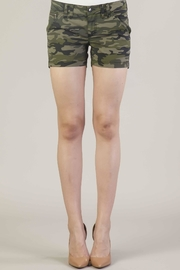 Dear John Camo Cargo Short - Product Mini Image