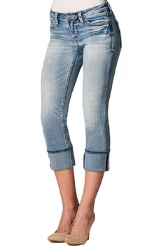 Dear John Cuffed Playback Jeans - Product List Image